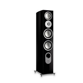 T + A PULSAR ST 20 - 3-way floorstanding loudspeakers (180 Watts / high-gloss black / 1 pair)