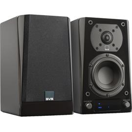 SVS Prime Wireless - wireless loudspeaker system (high gloss black / 200 Watts / DTS / Bluetooth (AAC and aptX) / 1 pair)