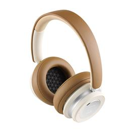 Dali IO-4 - premium Bluetooth headphones (incl. various cables / incl. string bag / white = Caramel White)