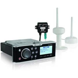 FUSION MS-DAB100A - Marine DAB+ receiver with active antenna
