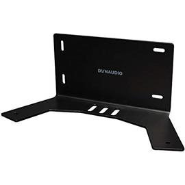 Dynaudio Music Wall Bracket - wall mount (suitable for Music 5 and Music 7 / made of solid steel / ca. 2.4 kg / soft black)