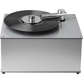 Pro-Ject Vinyl Cleaner VC-S2 ALU - record cleaning machine for vinyl & 78rpm shellac records (800 W / 2.5 l tank / 8 kg / aluminum surface)