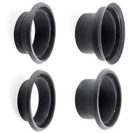 Ampire SWD165 - 2 x baffle seal + 2 x sound absorber (16.5 cm / without speakers)