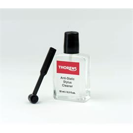 THORENS Stylus Cleaner - needle cleaning set (incl. cleaning lubricant / incl. small brush / suitable for all pickups)
