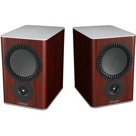 Mission QX-2 - 2-way bass reflex bookshelf loudspeakers rose wood (1 pair)