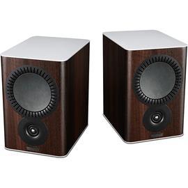 Mission QX-2 - 2-way bass reflex bookshelf loudspeakers walnut pearl (1 pair)