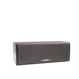 Quadral QUINTAS 601 BASE II - 2-way center loudspeaker (black / 1 piece)