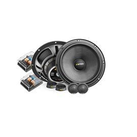 Eton PRS165.2 - 2-Wege Kompo-Lautsprecher (70 W RMS / 100 W max. / 16,5 cm / inkl. hochwertiger Gehäuseweiche)