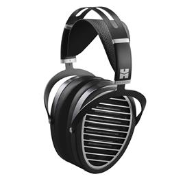 HiFiMAN ANANDA - open magnetostatic headphones (high end premium stereo headphones / incl. 2 x interchangeable headphone cables / black)
