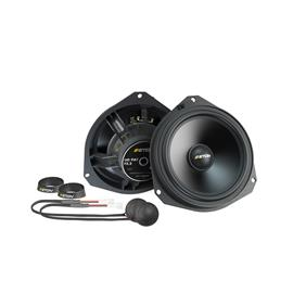 Eton UG Fiat  F2.2 - 2-Way loudspeaker system for Fiat Ducato 3, Peugeot Boxer 2, Citroen Jumper 2 (16.5 cm / front-mounted / 50/80 W RMS/MAX)