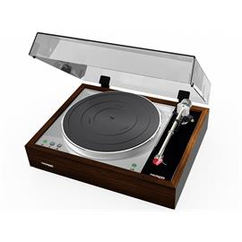 THORENS TD 1601/TP - record player in high-gloss walnut