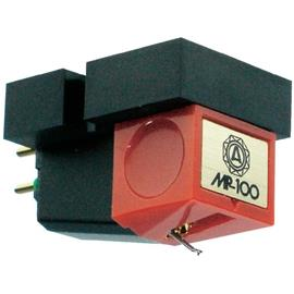 Nagaoka MP-100 - MM cartridge system for turntables (spherical needle tip / Moving Magnet technology)