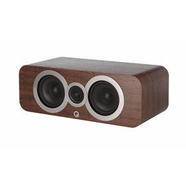 Q Acoustics 3090Ci - QA3592 - 2-way bass reflex centerspeaker (English Walnut)