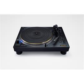 Technics Grand Class SL-1210GAE - limited edition direct drive turntable + Nagaoka - MM cartridge system JT-1210 (black / 55th anniversary model)