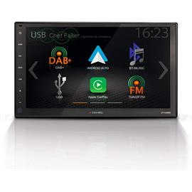 "Zenec Z-N966 - 2-Din infotainer - car radio & multimedia system (9""/ 22.9 cm HD touchscreen / DAB+ / Apple CarPlay / Android Auto)"