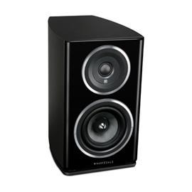 Wharfedale DIAMOND 11.1 - 2-way bass reflex bookshelf loudspeakers (black (Black Wood) / 1 pair)