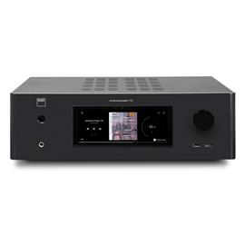 NAD T 778 - 9.2 - AV receiver or Hi-Res streamer (Dolby TrueHD / DTS Master Audio / Dolby Atmos / BluOS / Roon Ready / incl. ir remote control / graphite black housing)