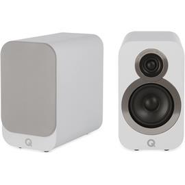 Q Acoustics 3010i - QA3518 - 2-way bass reflex bookshelf loudspeakers (Arctic White / 1 pair)