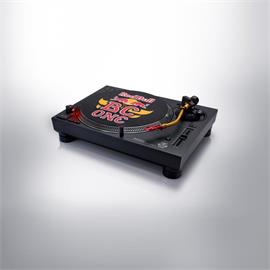 "Technics ""Red Bull BC One"" SL-1210MK7R - record player - outstanding special model in limited edition (incl. numerous ""Red Bull BC One"" special features)"