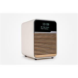 ruarkaudio R1 MKIV - tabletop radio (DAB / DAB+ / FM tuner / USB / A2DP-Bluetooth / light cream lacquer)