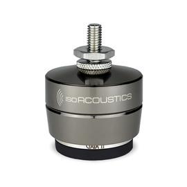 IsoAcoustics GAIA II - loudspeaker isolator (4 pieces / screwable / for floorstanding loudspeakers and subwoofers weighing 54 kg (120 lbs) or less)