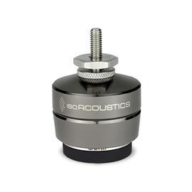 IsoAcoustics GAIA III - loudspeaker isolator (4 pieces / screwable / for floorstanding loudspeakers and subwoofers weighing 32 kg (70 lbs) or less)