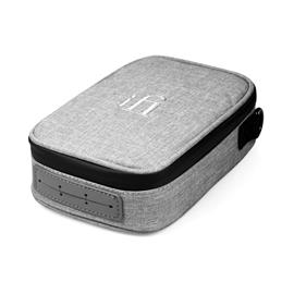 iFi-Audio iTraveller - multi-purpose travel case - designed specifically for portable DACs / amps / etc. (135 mm x 190 mm x 50 mm)