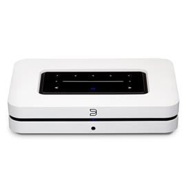 Bluesound Node N130 - HD streaming player (multiroom audio / HDMI - eARC / BluOS / Bluetooth 5.0 aptX / MQA / D/A converter / white)