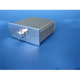 Transrotor KONSTANT M-1 Reference - power supply with switchover 33/45 (incl. fine adjustment / in silver)