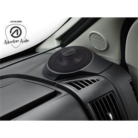 ALPINE SPC-R100-DU - Lautsprecher für FIAT Ducato III (12,0 cm / 4,7 Zoll / 45 Watt RMS / inkl. Montagehalterungen / 1 Paar)