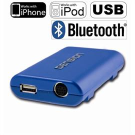 Dension Gateway Lite BT - GBL3AU2 - iPod / iPhone / USB / Bluetooth Interface for AUDI Chorus II / Concert I/II / Symphony I/II