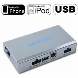 Dension Gateway Lite - GWL1MO1 -  iPod / iPhone / USB Interface for BMW / MERCEDES / PORSCHE / SAAB / SMART (MOST)