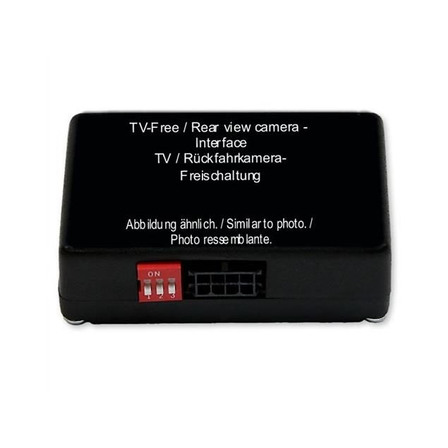11002591 - Video/TV Activation for rear view camera for Porsche Cayenne E1, 911, Boxster, Cayman PCM3.0