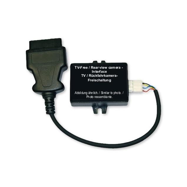 11002604 - Video/TV Activation for rear view camera for AUDI MMI 3G
