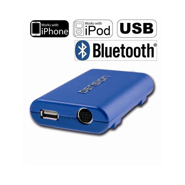 Dension Gateway Lite BT - GBL3AI2 -  iPod / iPhone / USB / Bluetooth Interface for AUDI (A3 / A4 / TT)