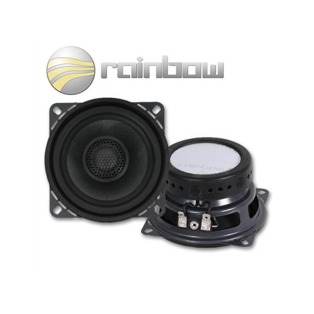 RAINBOW 231180 - DL-X4 Speaker 2-Way Coaxial Set 60W 4 inch 100 mm