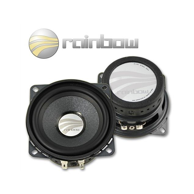 RAINBOW 231085 - DL-W4 Speaker Midrange Set 80 W 4 inch 100 mm