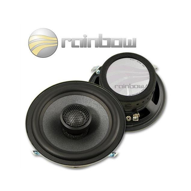 RAINBOW 231181 - DL-X4.7 2-Way Coaxial Speaker 80W 4.7 inch 120 mm