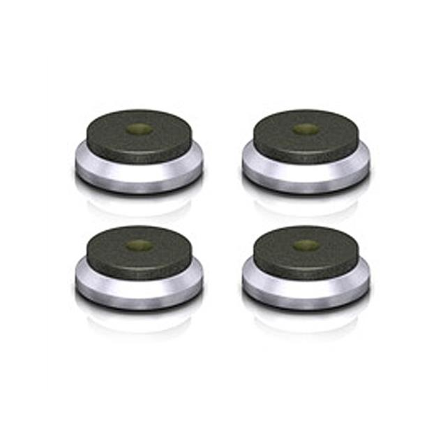 ViaBlue 50125 - QTC - Replacement discs for Spikes (4 pcs / black/silver)