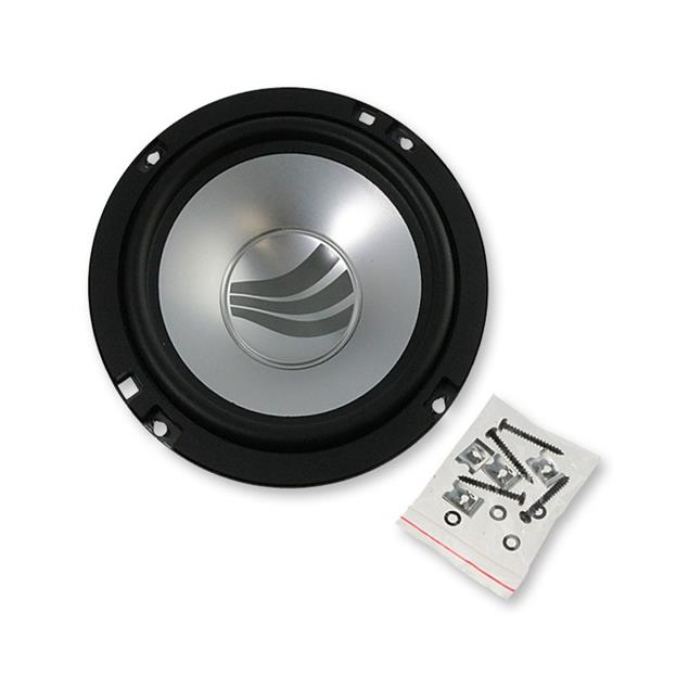RAINBOW 231175 - Sound Line SL-C6.3 - 3-Way Speaker Compo Set (150 W / 165 mm / 6.5 inch)