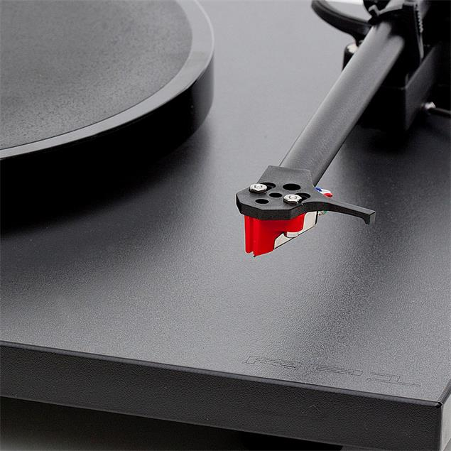 Rega RP1 Performance Cool grey - record player with Rega BIAS MM (cool grey / incl. BIAS MM / incl. tonearm RB101)