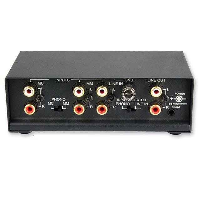 NAD PP4 - Digital-Phono/USB- Pre amplifier (gain 35dB / 58dB)