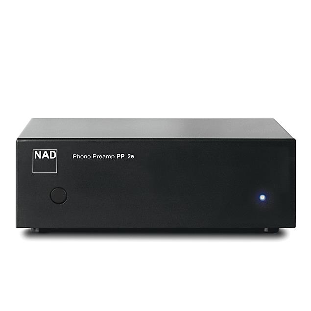 NAD PP2e - MM/MC-Phono-Preamplifier (gain 34dB / 56dB)