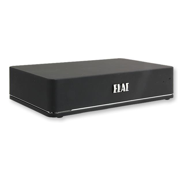 Elac AIR-X base digital wireless audio (2,4 GHz / black / 1 set) - exhibitor - RRP = 390,- Euro
