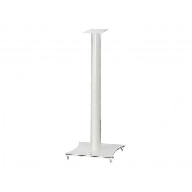 Elac LS 30 - stand / loudspeaker stand (high-gloss white / 1 piece) - RRP = 169,- Euro / exhibitor in very good condition