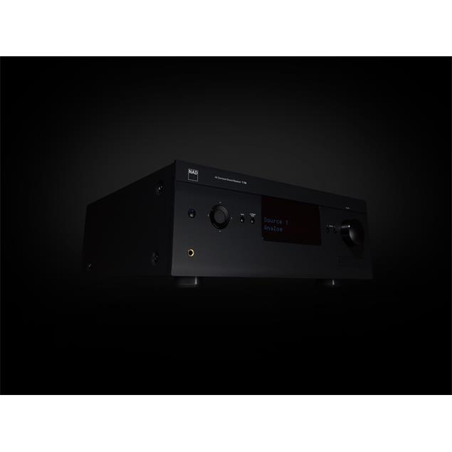 NAD T 758 V3 - 7.1 AV surround sound receiver with HDMI 1.4 (Dolby True HD / HD / 3D / graphite black housing)