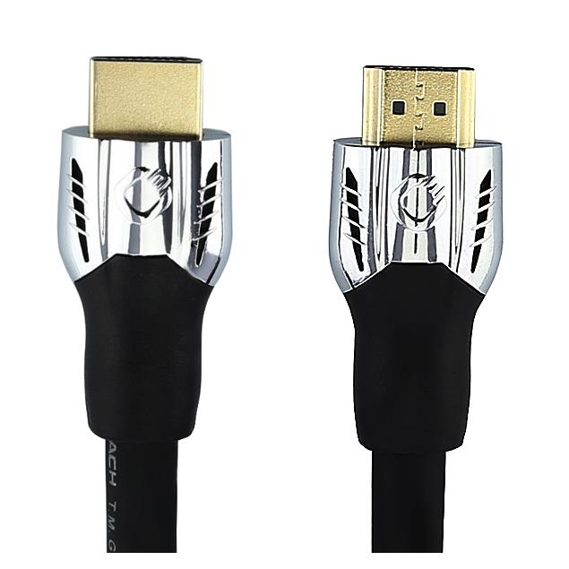 Oehlbach 42507 - Matrix Evolution 1000 - High-Speed-HDMI®-Cable with Ethernet 1 x HDMI to 1 x HDMI (1 pc / 10,0 m / black)