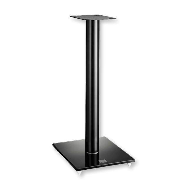 DALI Connect Stand E-600 - stands / loudspeaker stands (high gloss black / 1 pair)