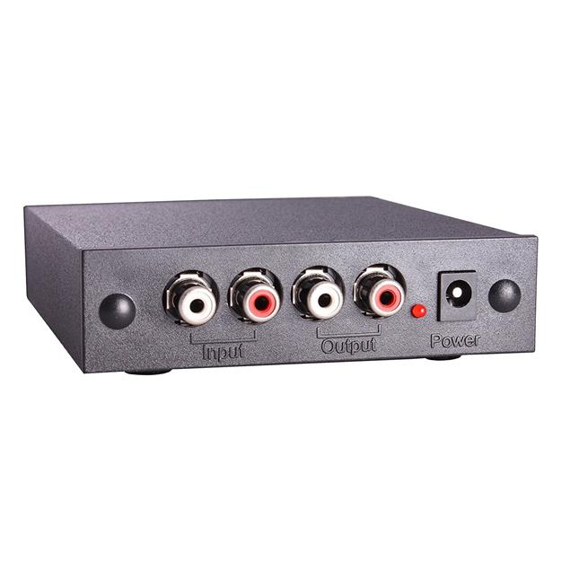 Rega FONO MINI A2D - phono pre-amplifier (USB / MM / black)