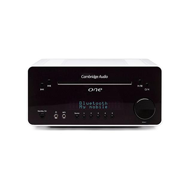 Cambridge Audio ONE - all-in-one music system (30 Watts RMS / white)
